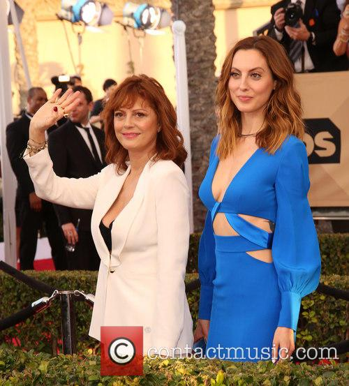 Susan Sarandon and Eva Amurri Martino 2