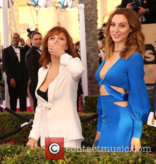 Susan Sarandon and Eva Amurri Martino 4