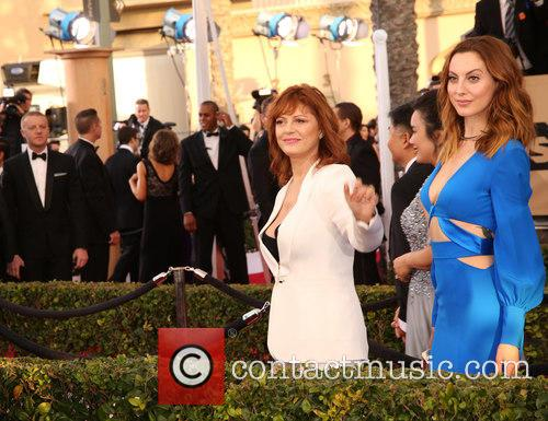 Susan Sarandon and Eva Amurri Martino 5