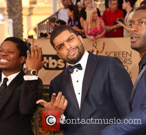 Jason Mitchell, O'shea Jackson Jr. and Aldis Hodge 1