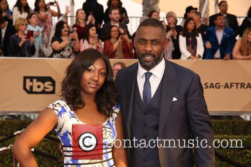 Isan Elba and Idris Elba 6