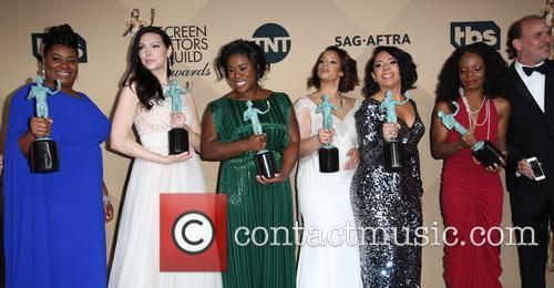 Guest, Laura Prepon, Uzo Aduba, Dascha Polanco and The Cast Of Orange Is The New Black 1