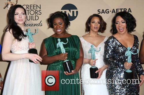 Guest, Laura Prepon, Uzo Aduba, Dascha Polanco and The Cast Of Orange Is The New Black 2