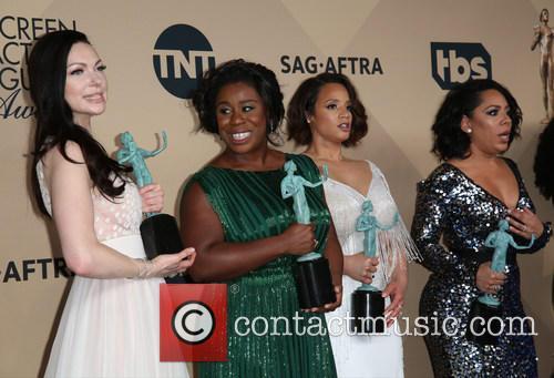 Guest, Laura Prepon, Uzo Aduba, Dascha Polanco and The Cast Of Orange Is The New Black 3