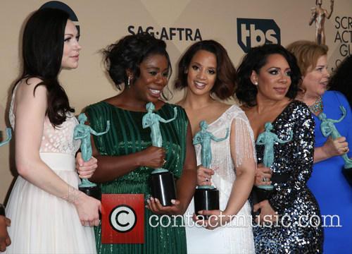 Guest, Laura Prepon, Uzo Aduba, Dascha Polanco and The Cast Of Orange Is The New Black 4