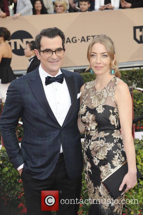 Holly Anne Brown and Ty Burrell 2
