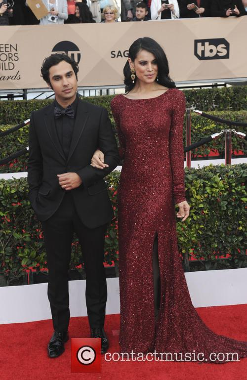 Kunal Nayyar and Neha Kapur 9