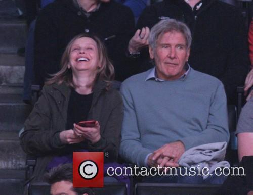 Harrison Ford and Calista Flockhart 7