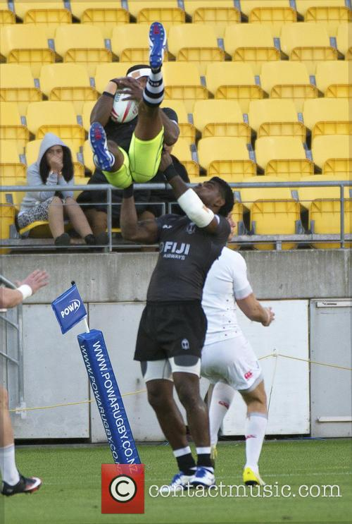 Hsbc Sevens World Series, Xvii Round, Wellington and Day 8