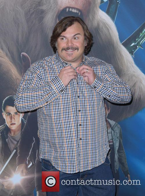 Jack Black Compares Donald Trump To Charlie Sheen