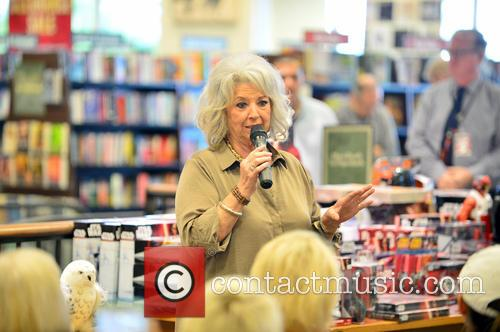 Paula Deen on her 'Cuts the Fat Book...