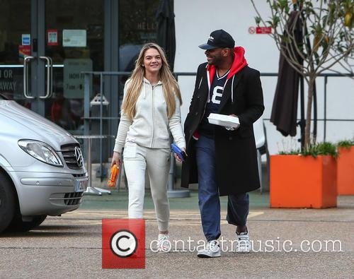 Louisa Johnson and Anton Stephans 1