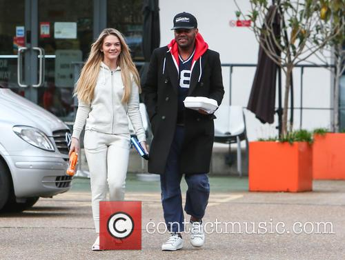 Louisa Johnson and Anton Stephans 2