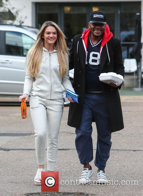 Louisa Johnson and Anton Stephans 4