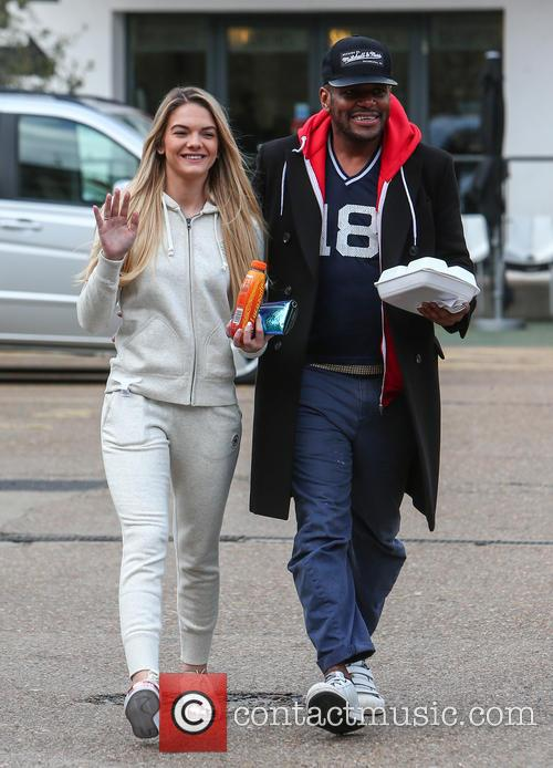 Louisa Johnson and Anton Stephans 5