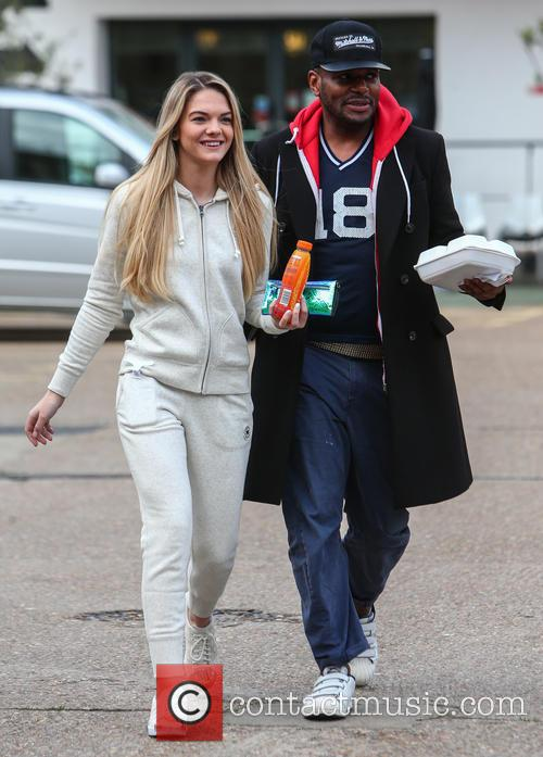 Louisa Johnson and Anton Stephans 6