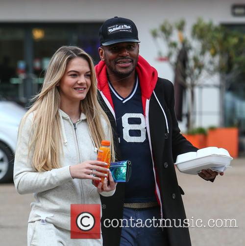 Louisa Johnson and Anton Stephans 7
