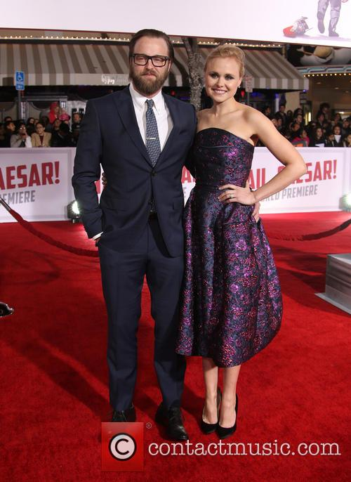 Joshua Leonard and Alison Pill 8