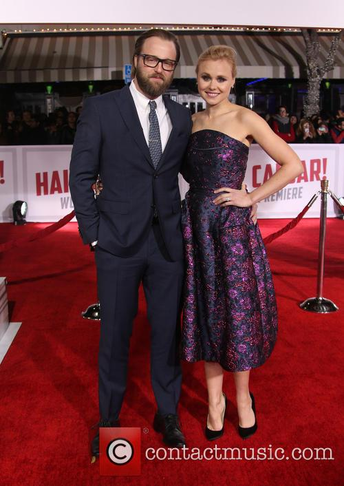 Joshua Leonard and Alison Pill 11