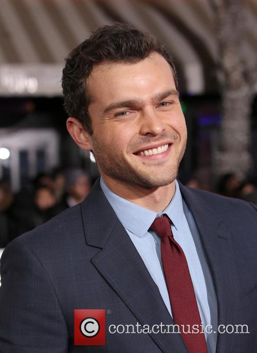 Alden Ehrenreich Now Outright Favourite To Play Young Han Solo