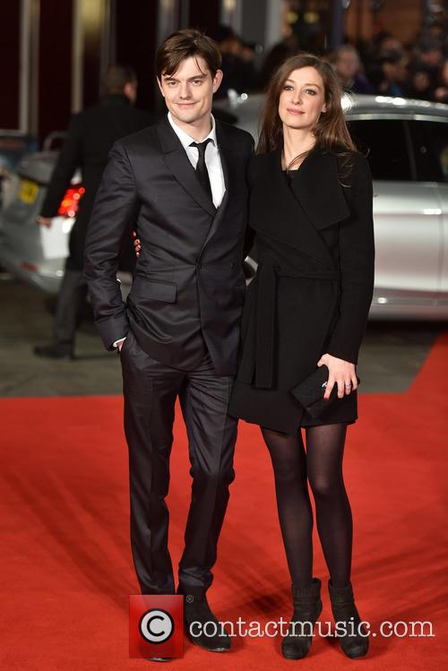 Alexandra Maria Lara and Sam Riley