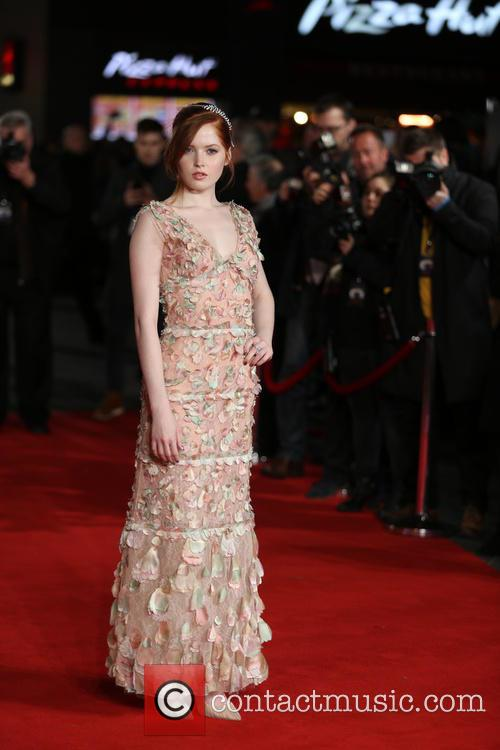 Pride And Prejudice and Ellie Bamber 4