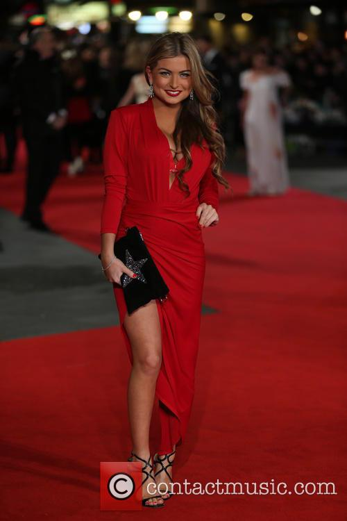 Pride And Prejudice, Zombies' European Premiere and Arrivals 7