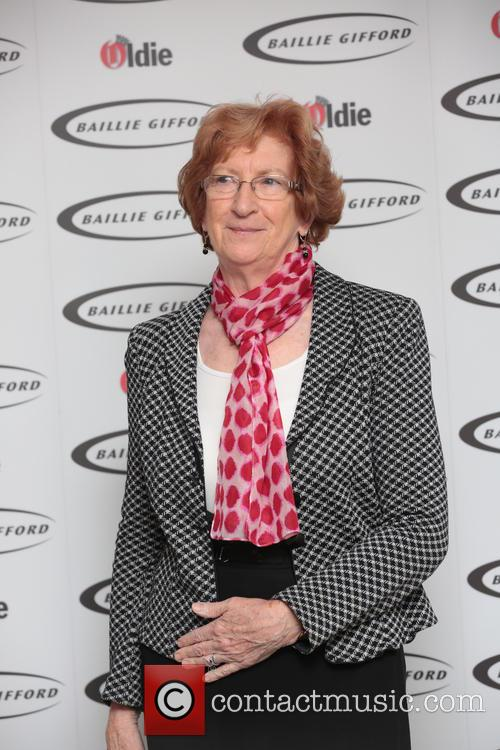 Baroness Molly Meacher (winner - Campaigner Of The Year) 2