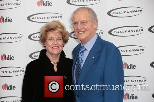 Nicholas Parsons and Radio/television Producer 1