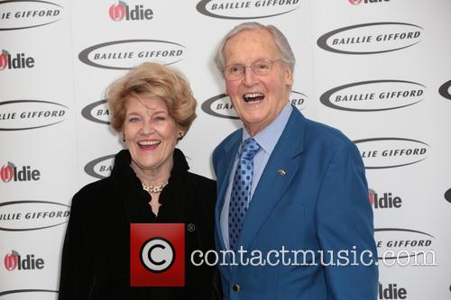 Nicholas Parsons and Radio/television Producer 2