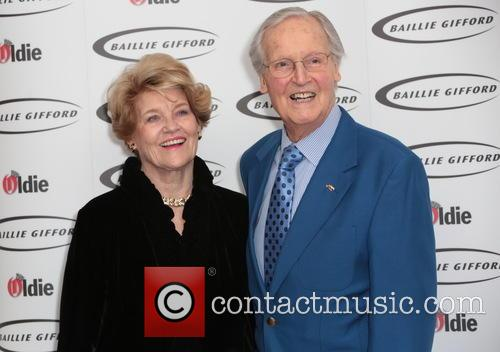 Nicholas Parsons and Radio/television Producer 4