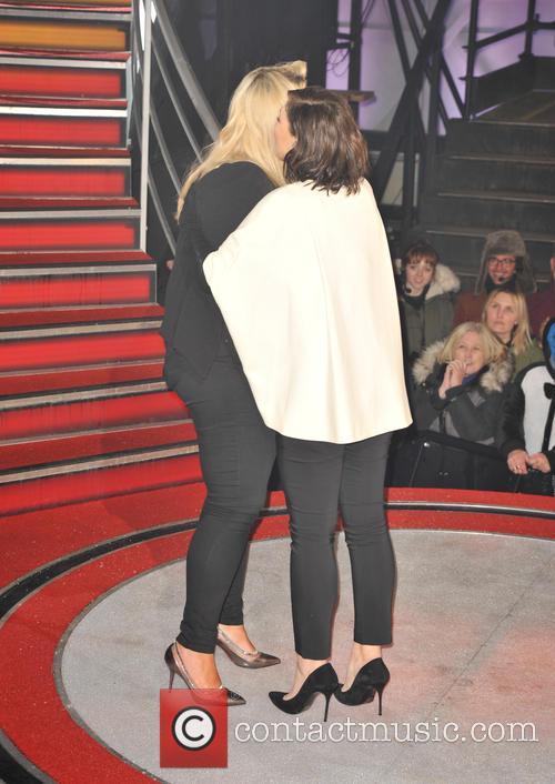 Emma Willis and Gemma Collins 6