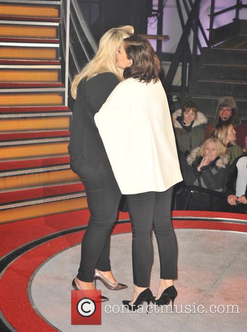 Emma Willis and Gemma Collins 7