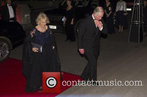 Duchess Of Cornwall and Prince Of Wales 1