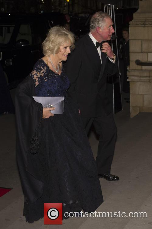 Duchess Of Cornwall and Prince Of Wales 2