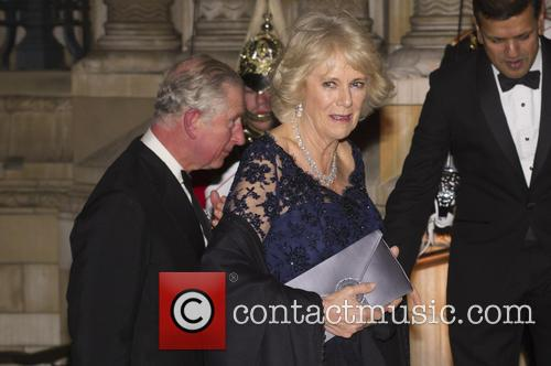 Duchess Of Cornwall and Prince Of Wales 3