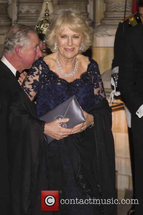 Duchess Of Cornwall and Prince Of Wales 4