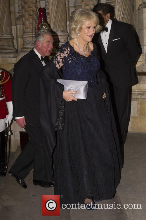 Duchess Of Cornwall and Prince Of Wales 5