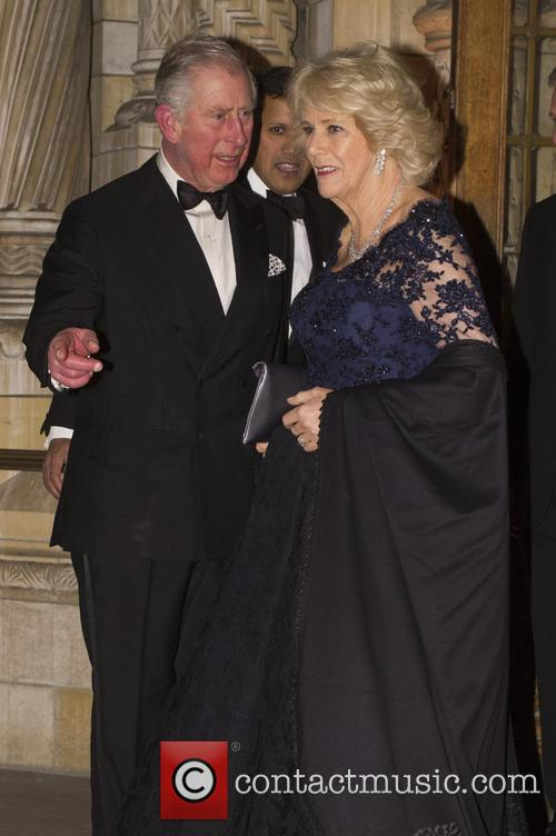 Duchess Of Cornwall and Prince Of Wales 7