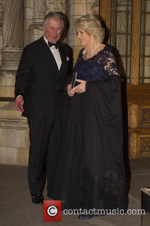 Duchess Of Cornwall and Prince Of Wales 8