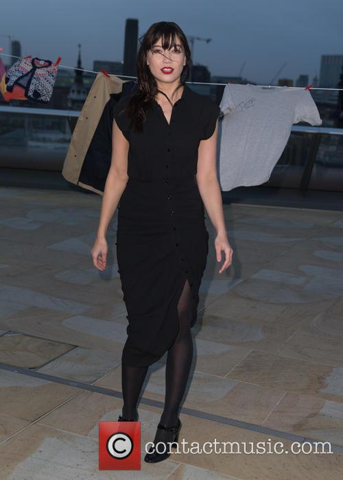 Daisy Lowe 'Give up Clothes for Good' -...