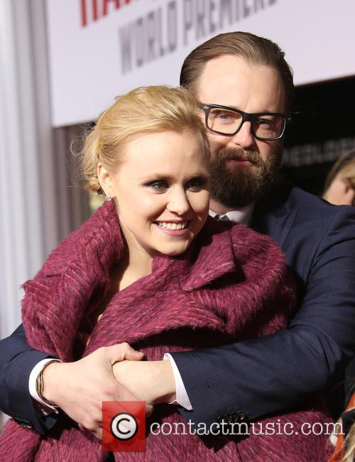 Alison Pill and Joshua Leonard