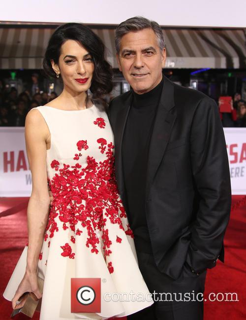 George Clooney Left Amal Clooney Speechless For 25 Minutes After Proposal