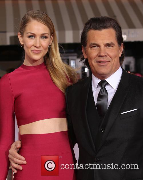 Kathryn Boyd and Josh Brolin 5