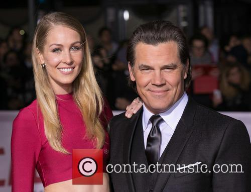 Kathryn Boyd and Josh Brolin 1