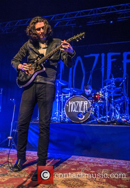 Hozier performs at the O2 Academy Birmingham