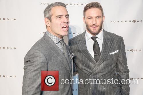 Andy Cohen and Julian Edelman 7