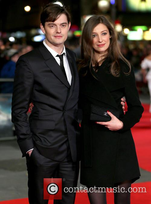 Sam Riley and Alexandra Maria Lara 2