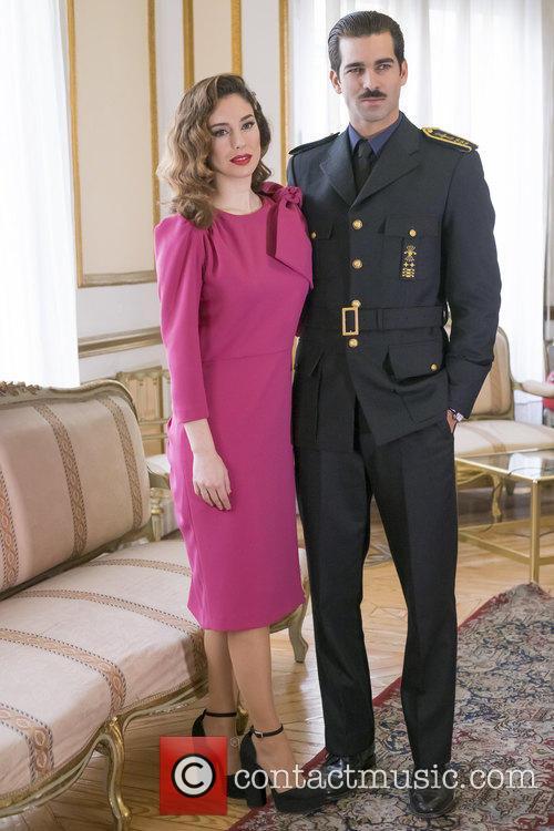 Ruben Cortada and Blanca Suarez 2