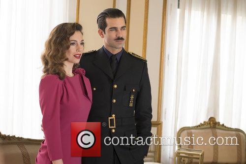 Ruben Cortada and Blanca Suarez 3